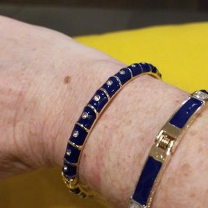 Two Bangles. Gently worn.
